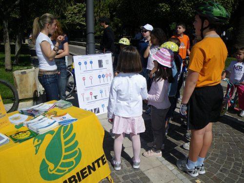 Bimbimbici con Cycling Salerno