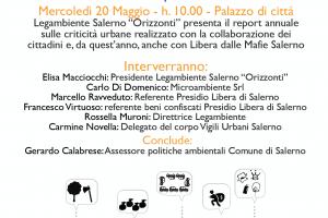 Presentazione Osserva Salerno 2015