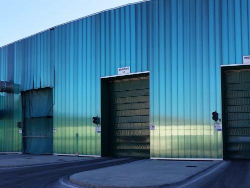 Racconto della visita all' impianto di compostaggio di Salerno