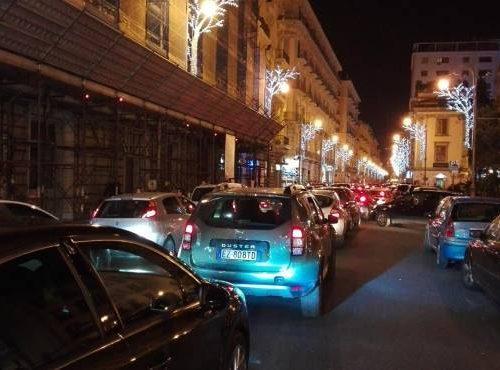 """Mobilità urbana per le """"Luci d'Artista"""""""
