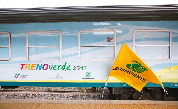Treno Verde 2017 a Salerno
