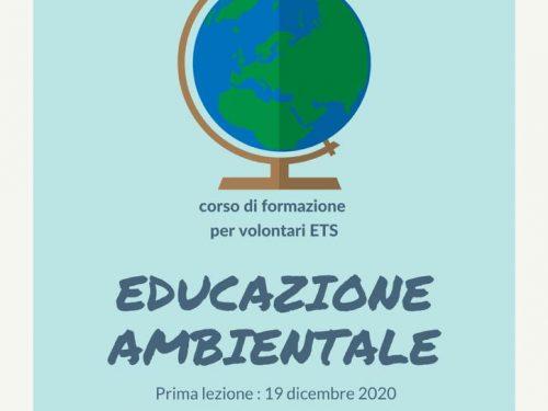 """Corso di formazione gratuito """"Educazione Ambientale"""""""